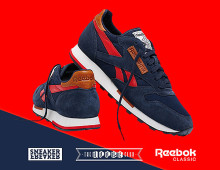 REEBOK Classic x SF Issue #12 Release Event @The Upper Club