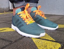 Releaseinfo Adidas ZX Flux April & Mai @ The Upper Club