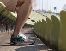 Asics Gel Kayano  Preview aus dem Münchner Olympiastadion