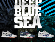 Reebok Ventilator – Deep Blue Sea