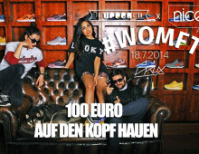 Gewinnspiel! Nice! x The Upper Club pres. #womft