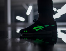Asics Glow in the Dark Pack