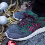 "Asics Gel Saga ""Christmas Pack"""