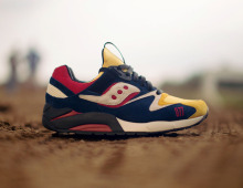 "Saucony Grid 9000 x Play Cloths ""Motocross"""