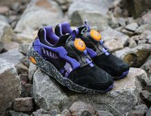 Puma x Atmos Disc Blaze Suede 'The Sun And The Moon'