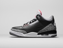 "Nike Air Jordan III ""Black Cement"""